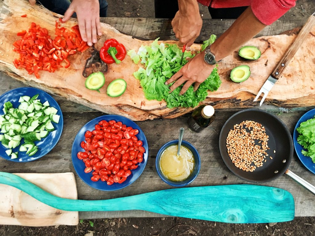 Pack Your Plate for Fruits and Veggies Month